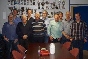 Jubilarissen HMVV van Harte Gefeliciteerd!!!