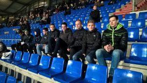 HMVV bezoekt Willem II – FC Utrecht