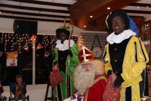 Sinterklaas is op bezoek geweest