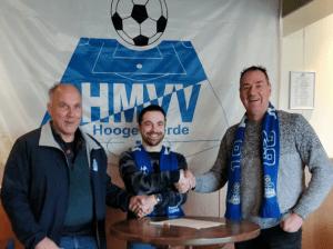 Nick Abrams nieuwe hoofdtrainer HMVV seizoen 2018-2019