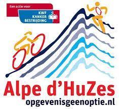 HMVV steunt Alpe d'HuZes 2018
